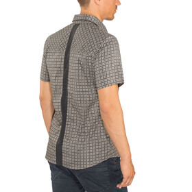 Gonso Orbe T-shirt Homme, graphite/wild dove